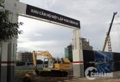Tiến độ một số dự án tại khu Nam Sài Gòn