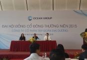 """""""Tan nát"""" Đại hội, cổ phiếu Ocean Group đối mặt bị hủy niêm yết"""