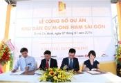 Lễ công bố dự án Khu dân cư M-One Nam Sài Gòn