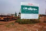 Cọc bêtông công trình Bệnh viện Đa khoa Kiên Giang bị nghiêng: Vẫn tiếp tục thi công