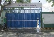 Orchard Garden chậm được cấp phép do định giá tiền sử dụng đất quá lâu