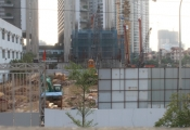 Mai Trang Tower: Chung cư không giấy phép, bị đình chỉ thi công vẫn ngang nhiên xây dựng