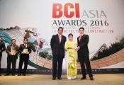 Phuc Khang Corporation được vinh danh trong Top 10 đơn vị phát triển bất động sản Việt Nam 2016