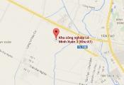 TP.HCM: Cho thuê 184,6 ha đất để xây dựng KCN Lê Minh Xuân 3