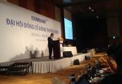 ĐHCĐ Eximbank: Bất ngờ tạm dừng, trả hội trường phục vụ Tổng thống Obama