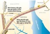Nối dài tuyến metro số 1 ra Đồng Nai, Bình Dương và tuyến metro 3 ra TP Tân An