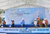 Ocean Group động thổ dự án 700 tỷ tại quận Hoàn Kiếm