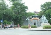 Đặt ga tàu điện ngầm cạnh hồ Gươm: Công trình lấn át di sản