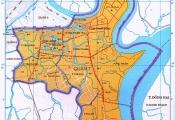 Phê duyệt quy hoạch phân khu tỷ lệ 12000 Khu dân cư liên phường quận 7