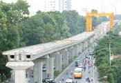 Tháng 72017 sẽ vận hành tuyến đường sắt Cát Linh – Hà Đông