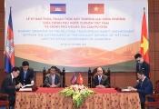 Sắt thép Việt Nam được hưởng thuế 0% khi xuất sang Campuchia
