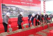 Khởi công hơn 150 biệt thự dự án Nine South estates