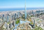 Doanh số bán nhà tại Dubai giảm 24% trong quý 32016