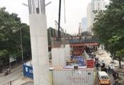 Dự án đường sắt đô thị Nhổn - ga Hà Nội: Tiến độ rùa bò, giá tăng gấp rưỡi