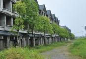 Hàng tồn bất động sản đang… vón cục