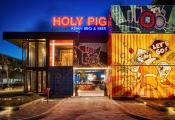 Ngỡ ngàng cùng Holy Pig – Thiên đường ăn chơi của giới trẻ Đà Nẵng tại Tổ hợp Cocobay