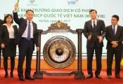 VIB đạt 702 tỷ lợi nhuận, cổ phiếu chính thức chào sàn