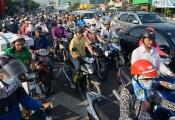 Hiến kế chống ùn tắc giao thông tại TP.HCM: Giãn dân bằng khu trung tâm mới