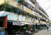 Đẩy nhanh cải tạo chung cư cũ ở TP Hồ Chí Minh