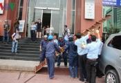 TP HCM: Tháo dỡ công trình của cơ quan nhà nước lấn chiếm vỉa hè