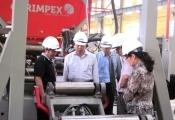 Tập đoàn thép Nhật Bản bắt tay Agrimeco lập liên doanh 2 triệu USD