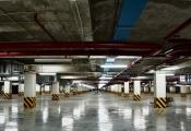 TPHCM: Nhiều bãi đỗ xe 'chết lâm sàng'
