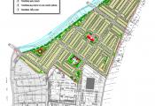 HQC sắp khởi công xây dựng 1.123 căn nhà liên kế tại Trà Vinh
