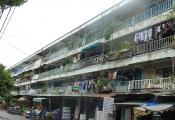 Những khó khăn khi cải tạo chung cư cũ tại TP Hồ Chí Minh