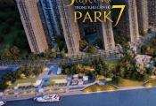 Sở hữu 50 căn hộ view sông cuối cùng tòa Park 7 Vinhomes Central Park