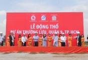 Động thổ dự án khu dân cư Trường Lưu tại quận 9