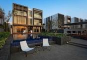Ra mắt biệt thự ven sông tại dự án Holm Residences