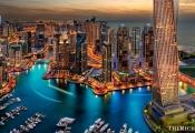Doanh số bán nhà tại Dubai giảm 1% trong quý 12017