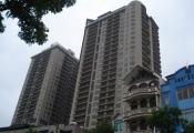 Hà Nội nhan nhản chung cư xây vượt tầng, sai phép