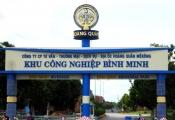 Hoàng Quân cho thuê hơn 11ha đất KCN Bình Minh