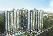 Diamond Lotus Lakeview – Căn hộ xanh tiêu chuẩn Mỹ tại khu Tây Sài Gòn