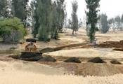 Đốn 100ha rừng phòng hộ làm sân golf đón thi hoa hậu