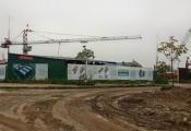 Vụ sập giàn giáo ở Hà Nội: Tạm ngừng thi công dự án Thanh Hà Cienco 5