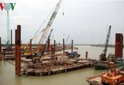 Dự án 10.000 tỷ chống ngập TPHCM dự kiến hoàn thành tháng 42018
