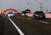 Khánh thành cầu vượt Gò Mây, Quốc lộ 1A