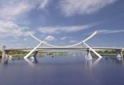 Hơn 839 tỷ đồng xây cầu bắc qua sông Cần Thơ
