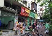 Nhà tái định cư N11B Dịch Vọng: Cho thuê ki ốt bất hợp pháp, thu gần 2 tỷ đồng