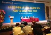 ĐHCĐ Sacombank: Cổ đông chất vấn về ông Dương Công Minh và Trầm Bê