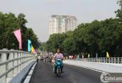 Thông xe hai cầu vượt giải cứu kẹt xe quanh sân bay Tân Sơn Nhất
