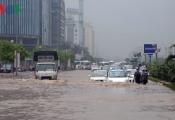 Hà Nội sẽ phải sống chung với ngập lụt lâu dài