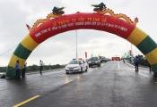 Quảng Trị: Thông xe cầu Thành Cổ và đường dẫn trị giá gần 670 tỷ đồng