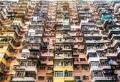 Bong bóng bất động sản khiến căn hộ mini bùng nổ ở Hồng Kông