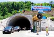 Chính thức thông xe hầm Đèo Cả nối Khánh Hòa – Phú Yên