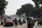 Khắc phục sai phạm, cầu vượt Nguyễn Thái Sơn – Nguyễn Kiệm được thi công tiếp