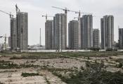 Thị trường bất động sản kéo kinh tế Trung Quốc giảm tốc