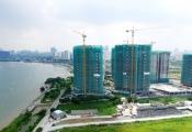 Cất nóc giai đoạn 2 dự án Đảo Kim Cương